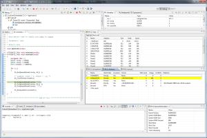kernel-aware debug